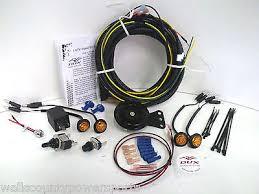 new led universal atv street legal turn signal complete kit signal honda pioneer turn signal horn kit street legal honda 500 700 700 4 1000