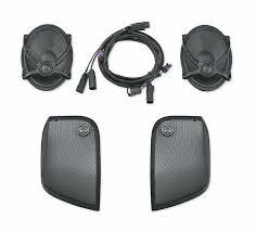 harley davidson� boom audio saddlebag speaker kit 76000489 Harley Stereo Wiring Harness harley davidson® boom! audio stage i saddlebag speaker kit