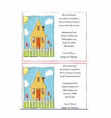 housewarming party invitation template free 40 free printable housewarming party invitation templates