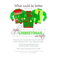 Appetizer Party Fancy Holiday Invitation Wording Examples