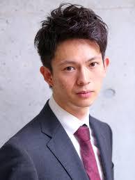 好印象スッキリビジネスメンズ髪型 Lipps 二子玉川mens