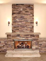 rock veneer for fireplace the modification for the fireplace stone veneer modern style house design ideas