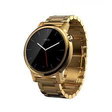 moto 2nd gen watch. moto 360 women\u0027s 2nd gen smartwatch 42mm gold with metal band watch