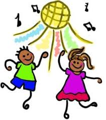 Image result for kids disco dancing clipart