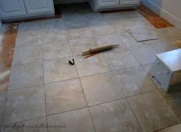 Vinyl Tile Kitchen Flooring Lowes Kitchen Tile Flooring Pertaining To Comfy Homelovedarenet