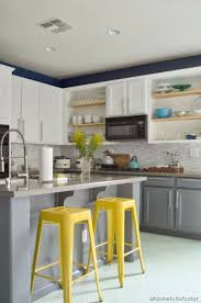 Yellow And Grey Kitchen 17 Best Ideas About Yellow Kitchens On Pinterest Light Yellow