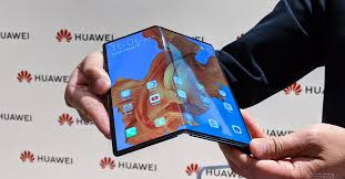 Huawei's Mate X is the best first draft of a <b>foldable</b> phone - The Verge