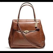 Coach Bags - Coach MADISON NORTH SOUTH satchel 25170