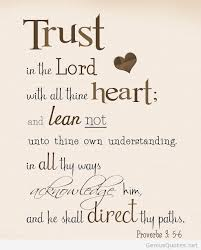 Trust In God Quotes Classy New Trust God