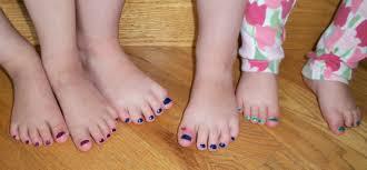 Tiny teen toes pics