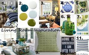 Blue And Green Living Room amazing of blue and green living room classic blue orange green 8083 by xevi.us