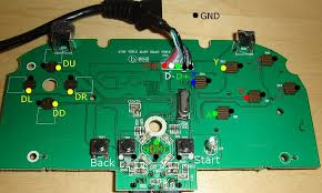 xbox 360 led wiring diagram xbox discover your wiring diagram xbox 360 controller circuit board diagram nodasystech