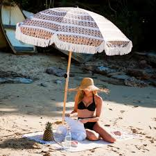 beach umbrella. Beach Umbrella \u2013 Tan Lines T