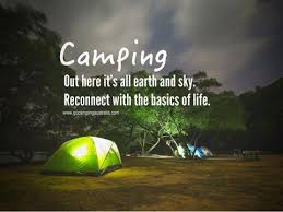 Image result for Camp Quotes