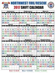 Firefighters Shift Calendar 2020 Firefighter Shift Calendar Template Example Calendar Printable