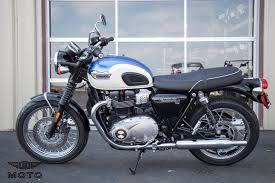 2017 triumph bonneville t100 motorcycles springfield missouri 788352