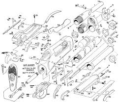 Winchester 97 parts diagram