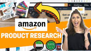 Amazon Product Research UAE | How to find best selling products to sell on Amazon  UAE & KSA - YouTube