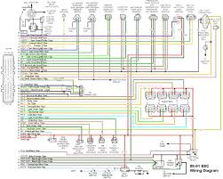 carbed ford message board \u2022 view topic 88 91 eec wiring diagram  at Complete Wire Diagram For A 91 F150