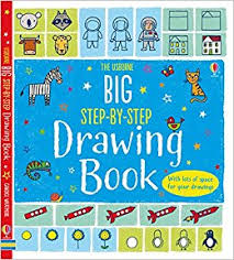big step by step drawing book amazon co uk fiona watt candice whatmore 9781474906463 books