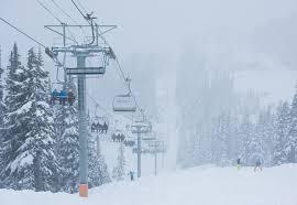 whistler canada snow not too shabby whistler mounn