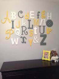 alphabet wall decor alphabet letters wall decor entrancing wall art decor appealing alphabet wall art nursery alphabet wall decor nursery