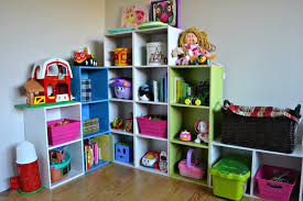 ... Toy Storage Ideas How To Organize Toys In A Small Space Kids Toy ...