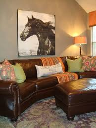 Amazing leather sofa ideas nailheads Sectional Voyageurs47 Familytv Room Brown Leather Couch With Nailhead Trim Browngray Or Graybrown Wall Horse Art Living Room Sofa Curved Sofa Couch Town Of Harrison Voyageurs47 Familytv Room Brown Leather Couch With Nailhead Trim