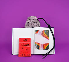 bell hooks all about love 15 99 jim lambie art book 75 00