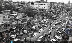 traffic congestion in delhi causes outcomes and solutions my  traffic congestion in delhi