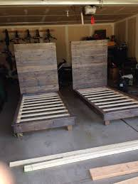 diy twin platform bed. DIY Twin Beds Using 2x4\u0027s, Do It Yourself Platform Bed, Rustic Wood Slat Bed **UPDATE- Link Goes Straight To My Blog With The Plans That Diy :
