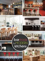 Modern Kitchen Counter Stools 10 Trendy Bar And Counter Stools To Complete Your Modern Kitchen