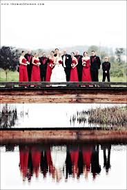 Red And Black Wedding Theme Ideas