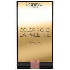 L Or Al Paris Color Riche Lip Palette Labbra Lucidalabbra