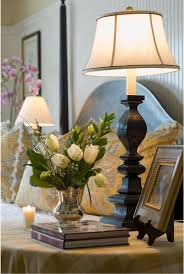 Tall Bedroom Lamps Wooden Tall Bedside Lamps In The Bedroom Proper Heights For