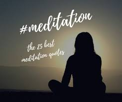 Meditation Quotes Stunning The 48 Best Meditation Quotes For Conquering Anxiety And Living In