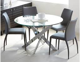 furniture cute round glass kitchen tables 36 round glass kitchen tables