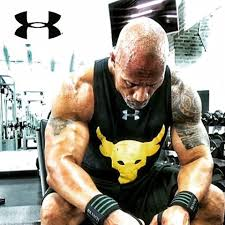 under armour the rock. the rock under armour shirt