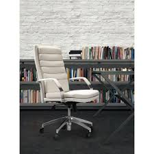 modern executive office chairs. Fine Chairs ZUO Director Comfort White Office Chair Intended Modern Executive Chairs T