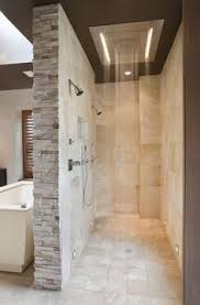 no door walk in showers/ this is what I would love to do to my