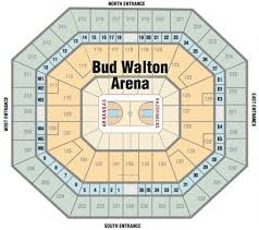 Who Sits Where 2016 17 Suite Holders At Bud Walton Arena