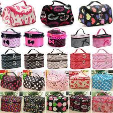 <b>Womens Makeup Cosmetic</b> Toiletry Wash Bag Case <b>Multifunction</b> ...