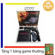 Máy game 4 nút LT777 tặng 1 băng game nhiều trò