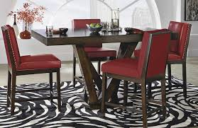 couture elegance wood dining room table43