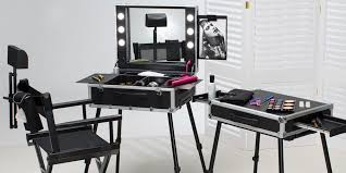 professional makeup station with lights cantoni