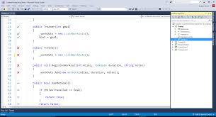 Live Unit Testing In Visual Studio 2017 Enterprise The Visual