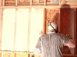 hybrid cell spray foam insulation in stud walls open kit kits uk