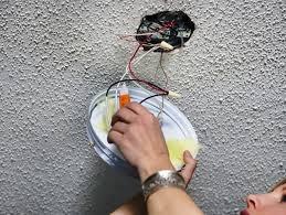 light fixture no ground wire fixtures