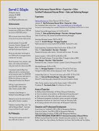 Resume Resume Cover Letter Format Resumes