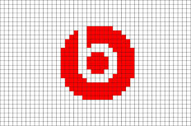 Beats Logo Pixel Art – BRIK